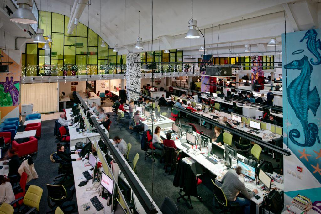 Ringier Axel Springer kancelarija