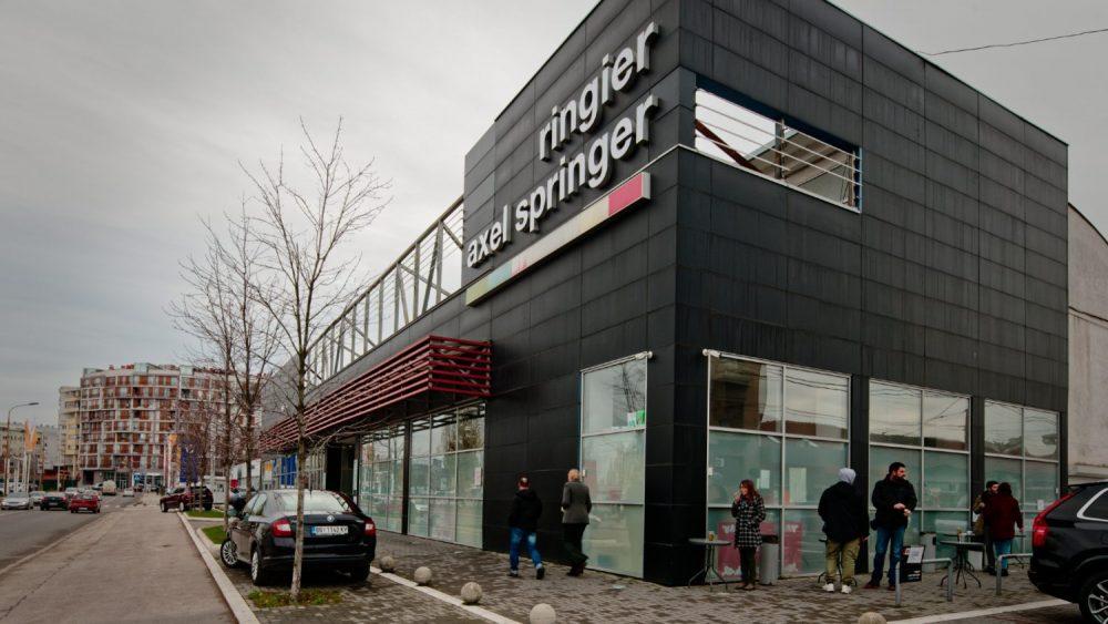 Ringier Axel Springer zgrada