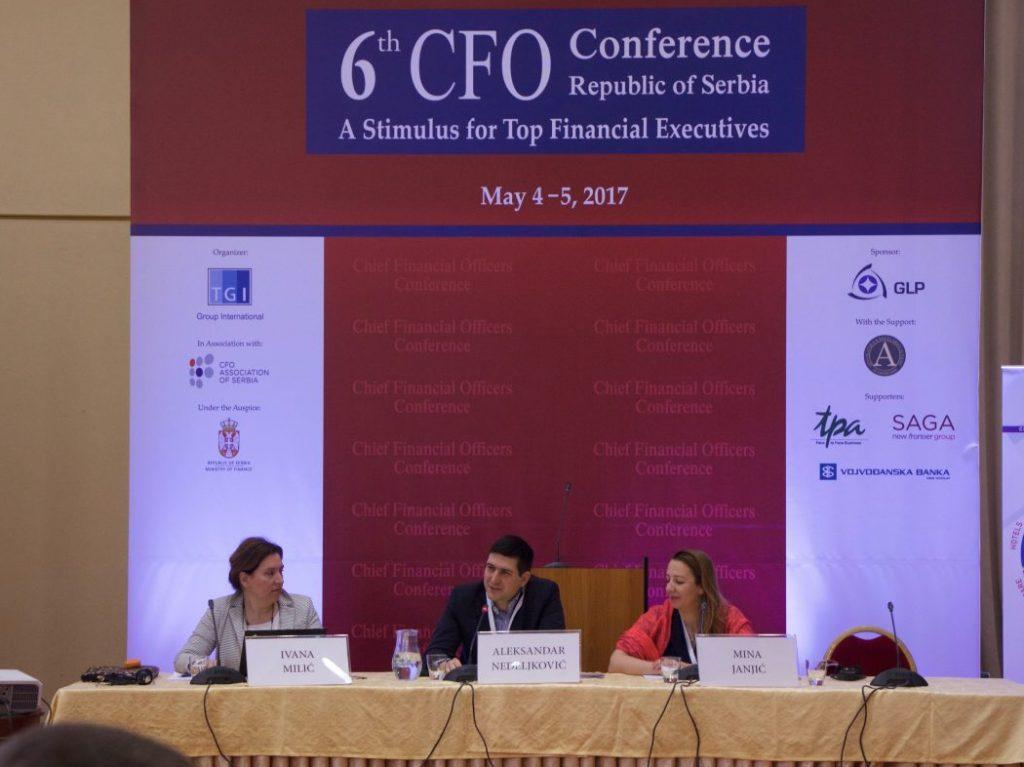CFO conference Nedeljko