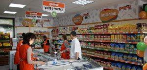 Gomex prodavnica iznutra