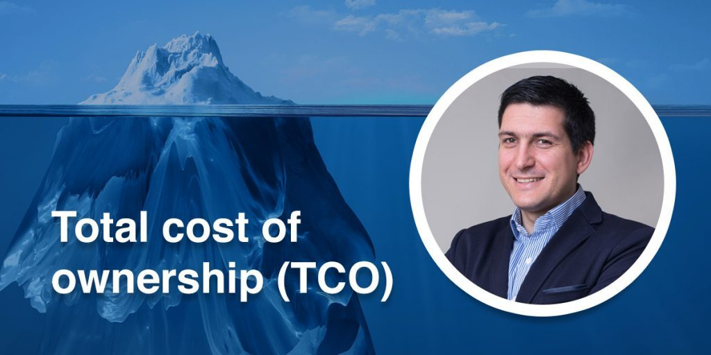 TCO Total Cost of Ownership Aleksandar Nedeljković