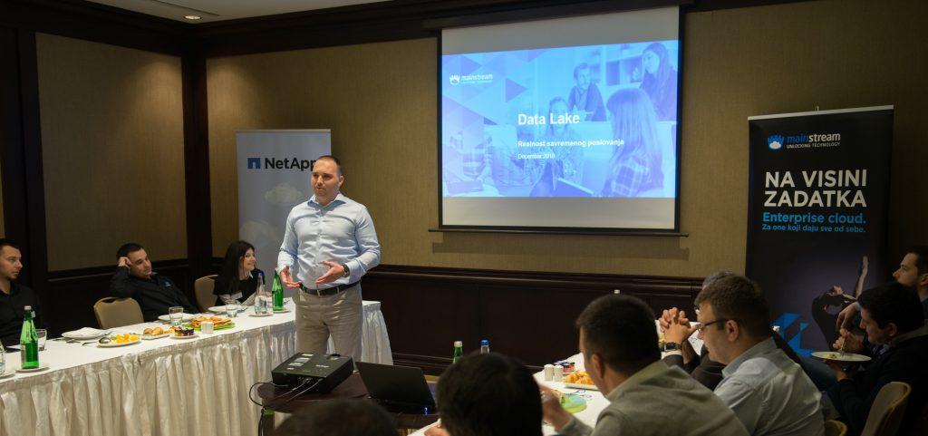 Bojan Manojlović Data lake prezentacija