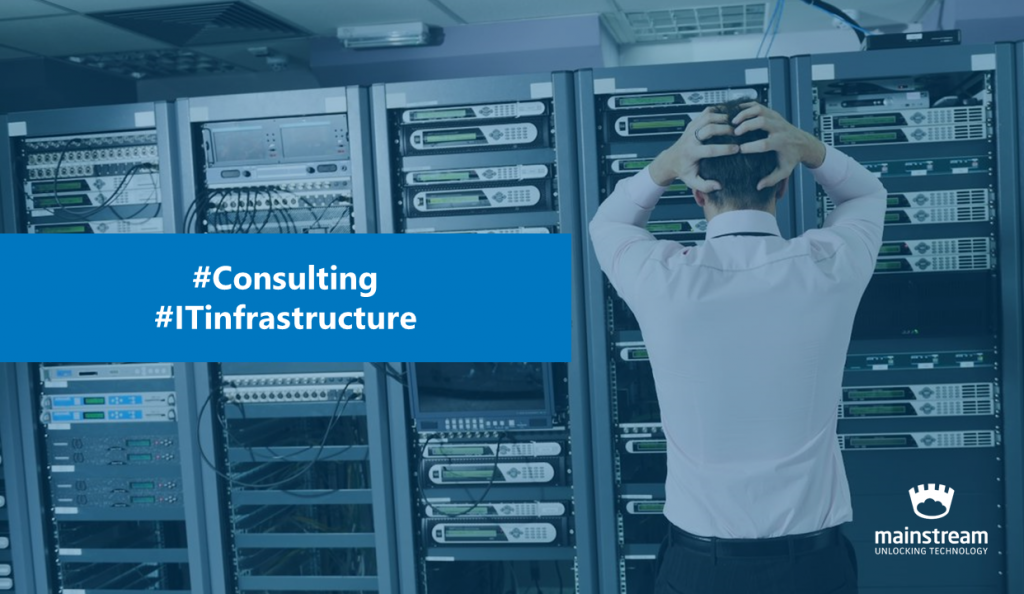 #consulting #ITinfrastructure