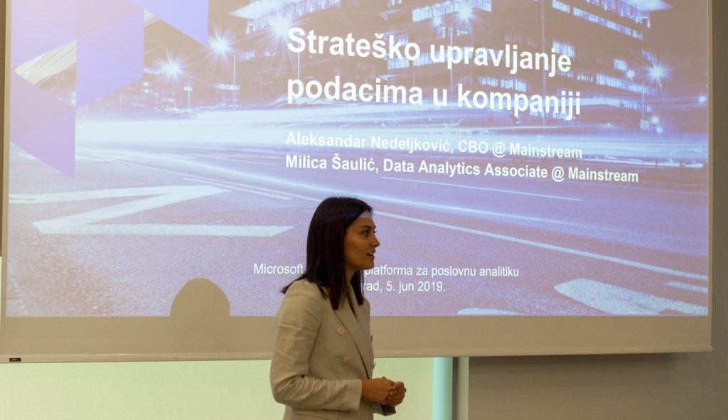 Milica Šaulić prezentacija