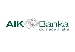 disaster recovery plan AIK banka