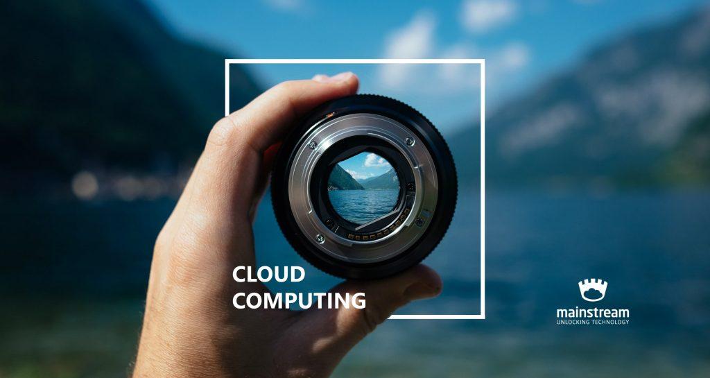 cloud computing modeli