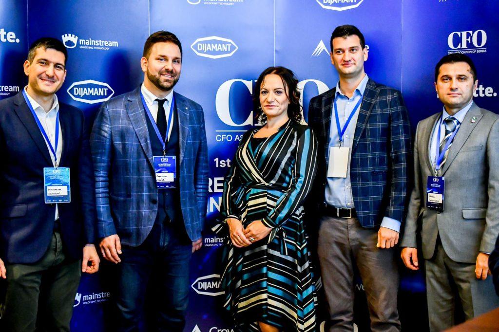 Digitalna transformacija CFO konferencija