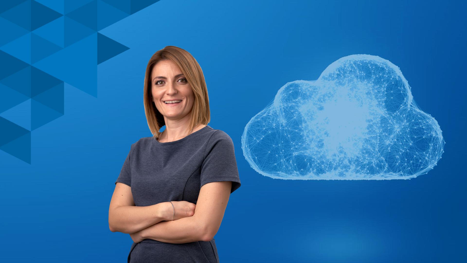 INTERVJU Zorana Jurić: Digitalna transformacija biznisa u Srbiji je nemoguća bez Cloud tehnologija