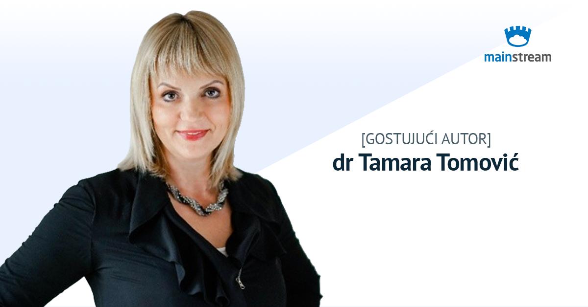 Mainstream Tamara Tomovic
